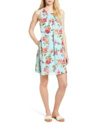 Kut From The Kloth - Sela Shift Floral Dress - Lyst