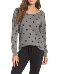 Alternative Apparel | Maniac Camo Fleece Sweatshirt | Lyst