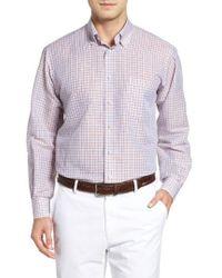 Robert Talbott Estate Classic Fit Sport Shirt - Purple