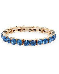BP. Stretch Bracelet - Blue