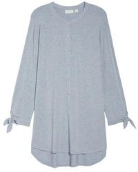 Nordstrom - Breathe Modal Jersey Sleep Shirt - Lyst