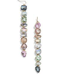 BaubleBar - Annya Linear Drop Earrings - Lyst