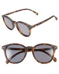 Le Specs - 'bandwagon' 51mm Polarized Sunglasses - Lyst
