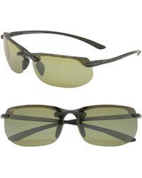 2e7cb3f745 Maui Jim Banyans Polarized Sunglasses - Universal Fit for Men - Lyst