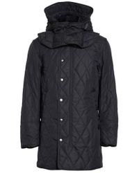 Burberry - Northumberland Quilted Barn Jacket - Lyst