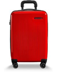 Briggs & Riley - Sympatico 21-inch Expandable Wheeled Carry-on - Lyst