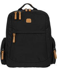 Bric's X-travel Nomad Backpack - Black