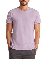 Bonobos Slim Fit T-shirt - Purple