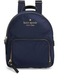 Kate Spade - Watson Lane - Small Hartley Nylon Backpack - Lyst