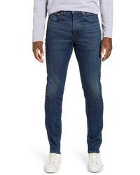 Rag & Bone Fit 1 Extra-slim Jeans - Blue
