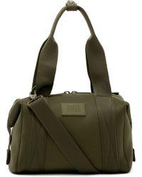 Dagne Dover Small 365 Landon Neoprene Duffel Bag - Green