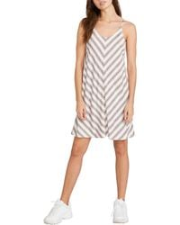 Volcom Have Another Stripe Dress - Multicolor