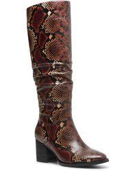 Blondo Nadeen Waterproof Knee High Boot - Brown