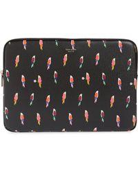 Kate Spade - Sylvia Flock Party Universal Laptop Sleeve - Lyst
