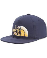 95d2b24b158 Lyst - The North Face Sunwashed Logo Ball Cap in Black for Men