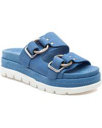 J/Slides Baha Slide Sandal - Blue