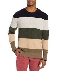 Rag & Bone - Kirke Regular Fit Stripe Sweater - Lyst