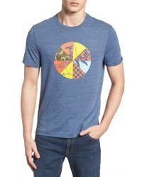 Original Penguin - Wheel Of Pete T-shirt - Lyst