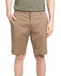 RVCA - The Week-end Twill Chino Shorts - Lyst