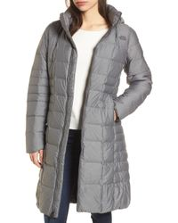 The North Face - Metropolis Ii Hooded Water Resistant Down Parka - Lyst