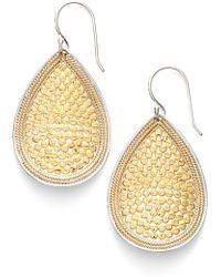 Anna Beck - Medium Teardrop Earrings (nordstrom Exclusive) - Lyst