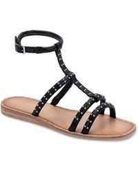Dolce Vita Kole Strappy Sandal - Black