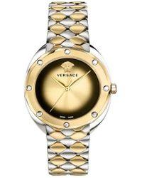 Versace - Shadov Bracelet Watch - Lyst