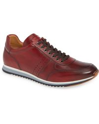 Magnanni - Marlow Water Resistant Sneaker - Lyst