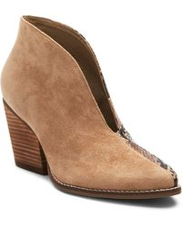Matisse Hunny Ankle Boot - Brown