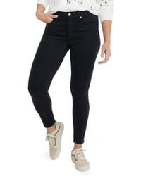 Madewell - 9-inch High Waist Ankle Skinny Jeans: Edition - Lyst