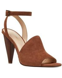 Nine West - Quilty Ankle Strap Sandal - Lyst