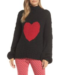 Make + Model - Snuggle Up Intarsia Sweater - Lyst