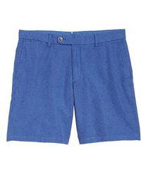 Peter Millar - Seaside Tidal Print Shorts - Lyst