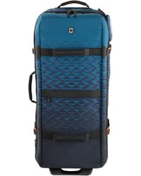 Victorinox Victorinox Swiss Army Vx Touring Extra Large 33-inch Wheeled Duffle Bag - Blue