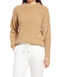 Lou & Grey Cloudmount Crewneck Sweater - Multicolor