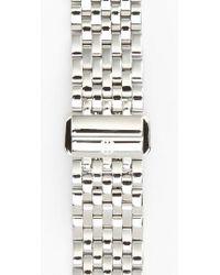Michele - Serein 16 16mm Bracelet Watchband - Lyst