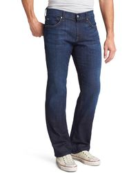 7 For All Mankind 7 For All Mankind 'austyn' Relaxed Straight Leg Jeans - Blue