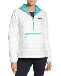 Patagonia | Nano Puff Bivy Water Resistant Jacket | Lyst