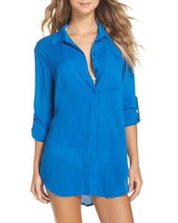Green Dragon - Big Sur Cover-up Tunic - Lyst