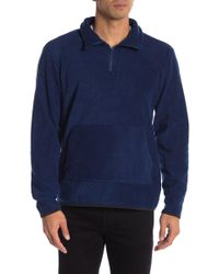 Threads For Thought - Pershing Fleece Pullover - Lyst
