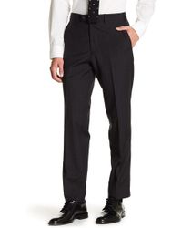 JB Britches - Cross Weave Wool Trousers - Lyst