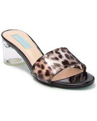 Betsey Johnson Alani Sandal - Multicolour