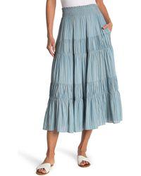La Ligne Vera Skirt - Blue
