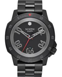 Nixon - Men's Ranger Sw Watch, 44mm - Lyst