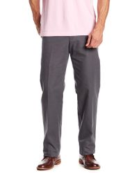 Bills Khakis - Weathered Canvas Charcoal Pants - Lyst