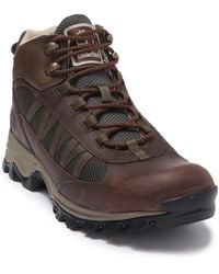Timberland Mt. Maddsen Lite Mid Boot - Brown