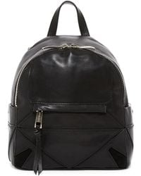 Sorial - Candace Leather Mini Backpack - Lyst