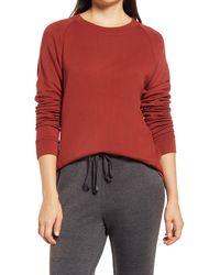 Lou & Grey Soft Pullover Sweatshirt - Multicolor