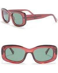Le Specs Five Star 51mm Sunglasses - Multicolour