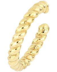 Bony Levy - 14k Yellow Gold Mykonos Ear Cuff - Lyst